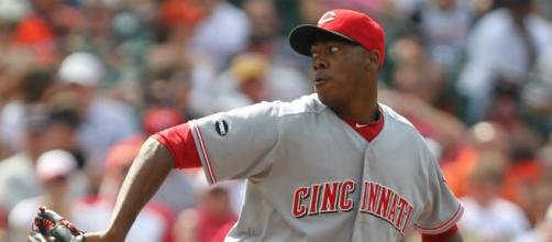 Aroldis Chapman added to Yankees (Wikipedia)