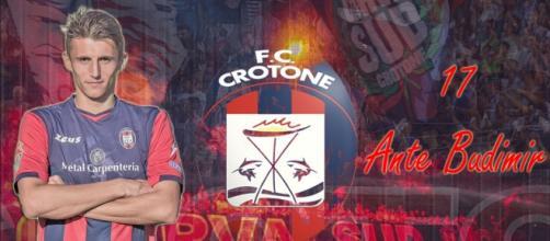 L'attaccante croato, Ante Budimir.