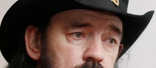 Lemmy Kilmister, leader dei Motorhead
