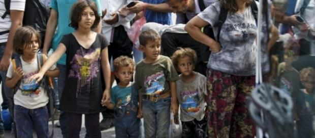 Fogos podem trazer à tona traumas dos refugiados