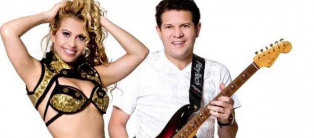 Joelma e Ximbinha - Foto/Divulgação: Calypso