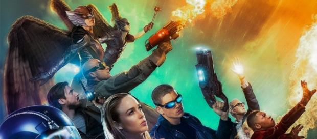 'Legends of Tomorrow' estrena su último tráiler