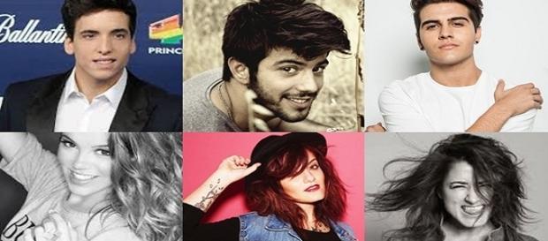 Los 6 finalistas se preparan para Eurovisión 2016