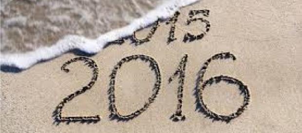 Os desejos para o ano de 2016.