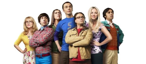 The Big Bang Theory, serie estadounidense.