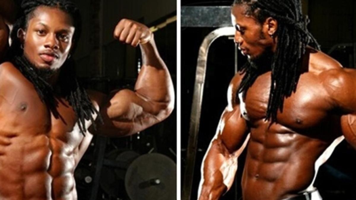 Ulisses jr bodybuilder