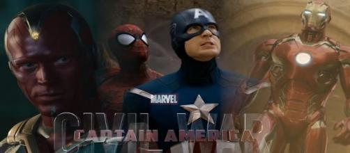 Capitán América: Civil War con la música de Adele