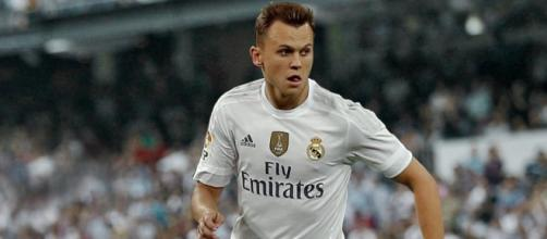 Cheryshev con la camiseta del Madrid /Real Madrid