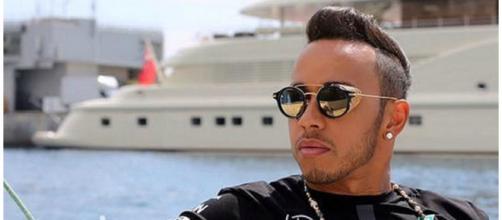 Lewis Hamilton is a well known 'bon vivant'
