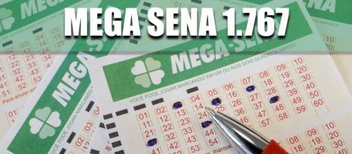 Mega Sena 1767 sorteio de hoje (05/12/2015)