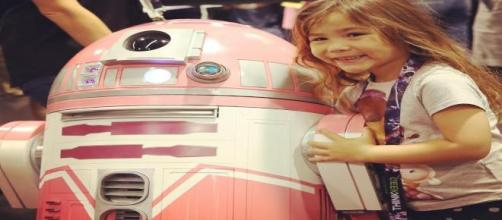 More Star Wars goods aimed at females.