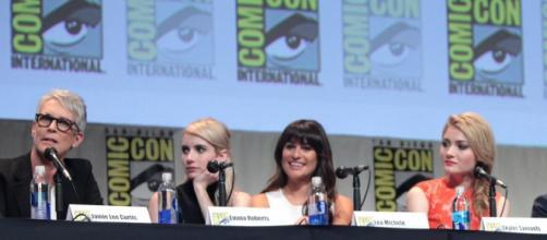 Scream Queens panel (Wikimedia)