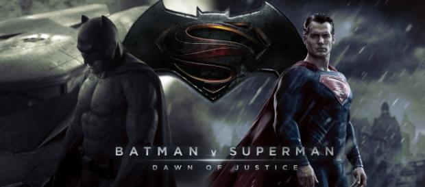 'Batman vs Superman - A Origem da Justiça'