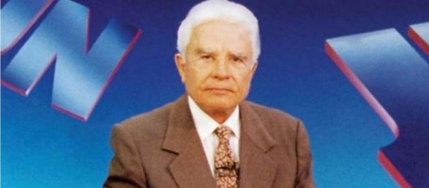 Cid Moreira confessa que tem inveja de Bonner
