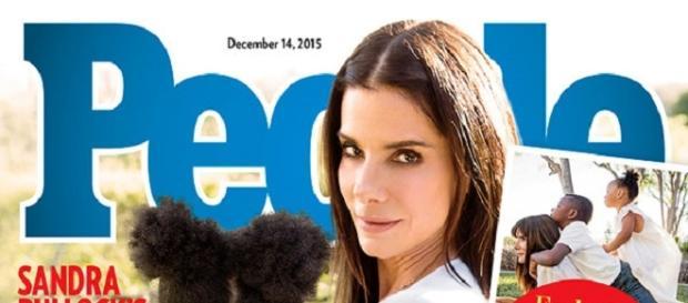 Copertina di 'People' in uscita il 14 dicembre