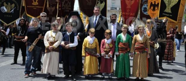 Data do genocídio dos gregos do Pontos por turcos