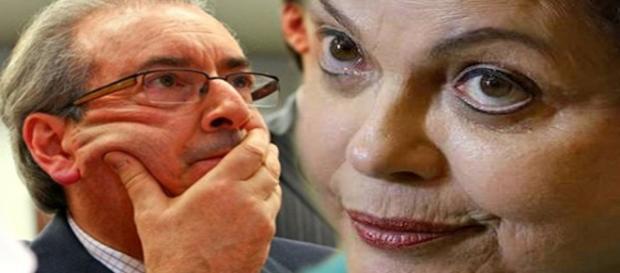 Eduardo Cunha acata pedido contra Dilma