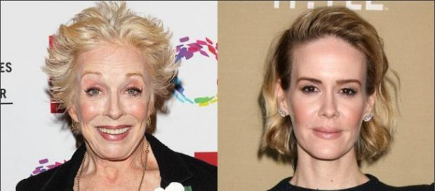 Holland Taylor and Sarah Paulson