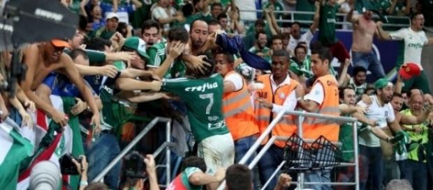 Plameiras torna-se tri-campeão da Copa do Brasil