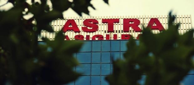 Sediul companiei Astra Asigurări