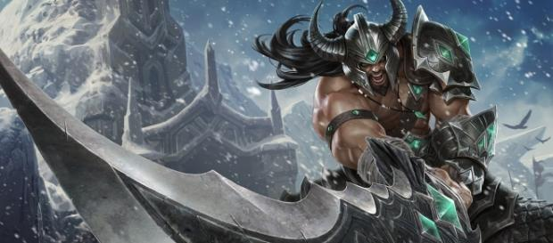 Tryndamere, campeón de League of Legends