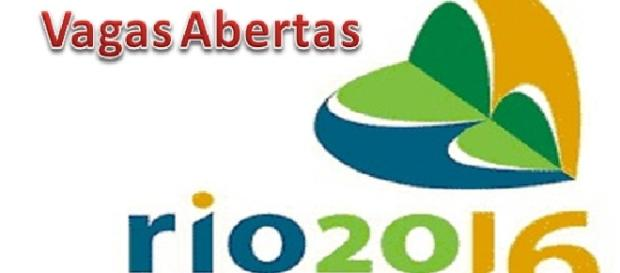 Vagas de trabalho: Olímpiadas no Rio de Janeiro