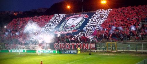 Curva Sud Crotone - Stadio Ezio Scida