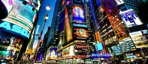Despliegue policial en Times Square para Año Nuevo