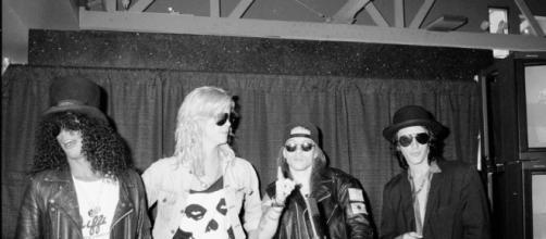 Guns N' Roses irá al programa de Jimmy Kimmel