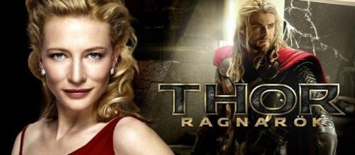 Imagen en la Web, revela el rol de Cate Blanchett