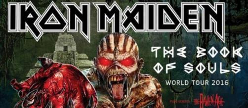 Iron Maiden está de vuelta en nuestro país