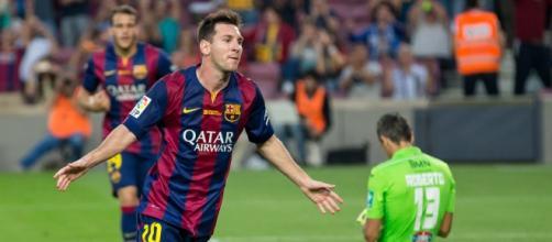 Lionel Messi chega às 500 partidas