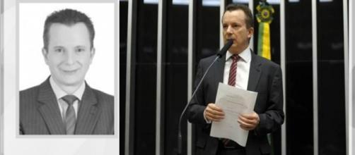 """Russomanno, """"novo prefeito"""" de SP"""