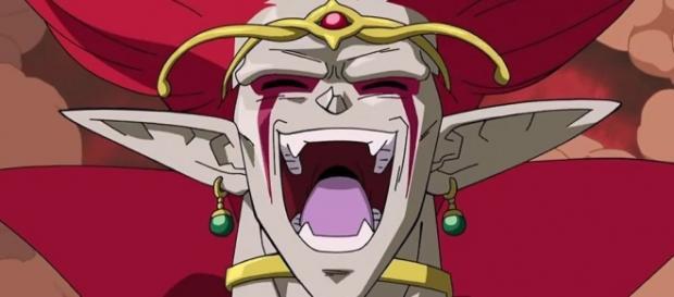 Demigra, el personaje principal de GM7
