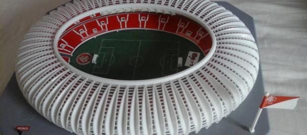 Imagem Estadio do Inter/Mariluci Zuchelli
