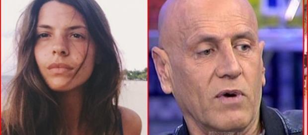 Laura Matamoros no quiere saber nada de su padre