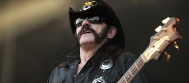 Lemmy, líder de la banda de heavy metal Motörhead.