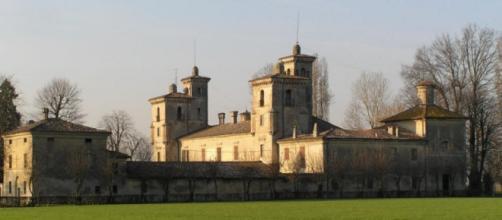 Il fantasma del Castello Mina della Scala