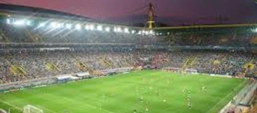 Lo stadio José Alvalade di Lisbona