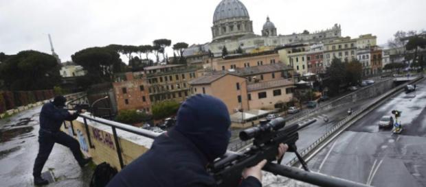 Capitali europee sotto massima sorveglianza