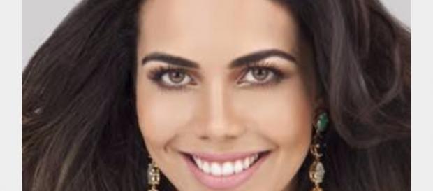 Daniela Albuquerque, apresentadora da RedeTV!
