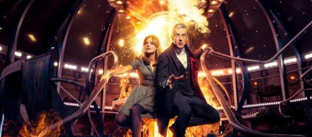 Doctor Who, uno de los protagonistas de la Navidad