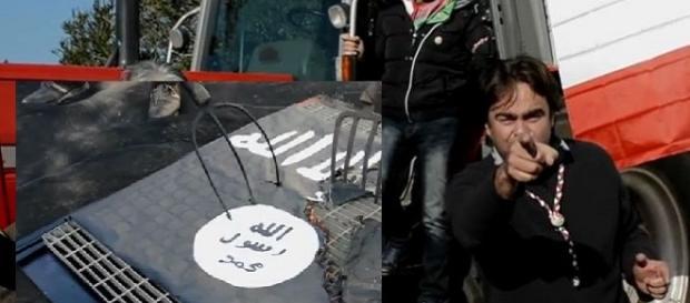 I Forconi minacciano l'Isis dall'Italia