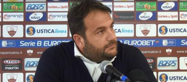 Il direttore sportivo granata Daniele Faggiano