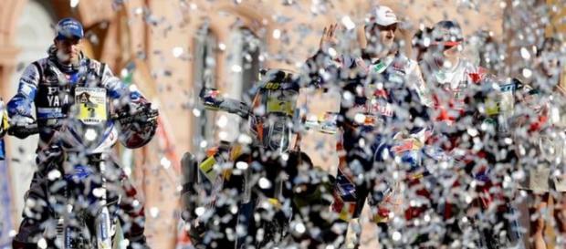 Marc Coma vencedor de cinco ediciones