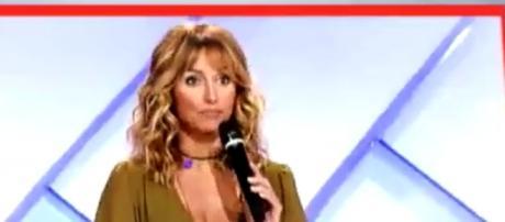 Emma García, presentadora desde su inicio