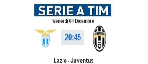 Diretta Live e gol Lazio - Juventus