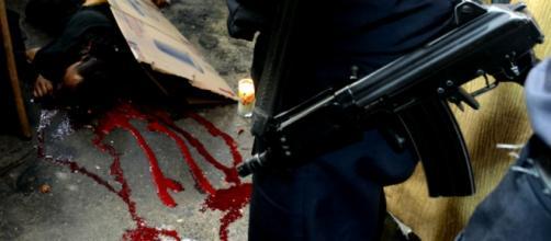 ejecutado en acapulco foto bernardino hernandez