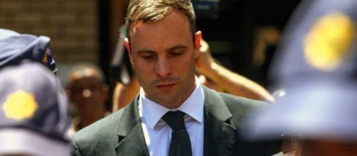 El atleta sudafricano Oscar Pistorius