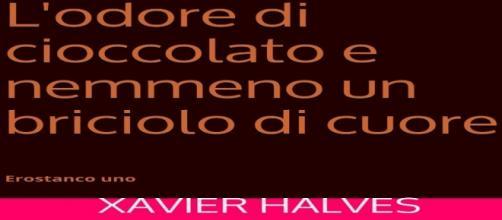 La copertina del primo racconto di Xavier Halves